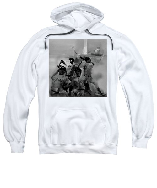 Base Ball Players Sweatshirt