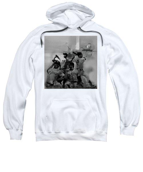 Base Ball Players Sweatshirt