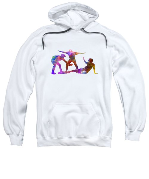 Baseball Players 03 Sweatshirt