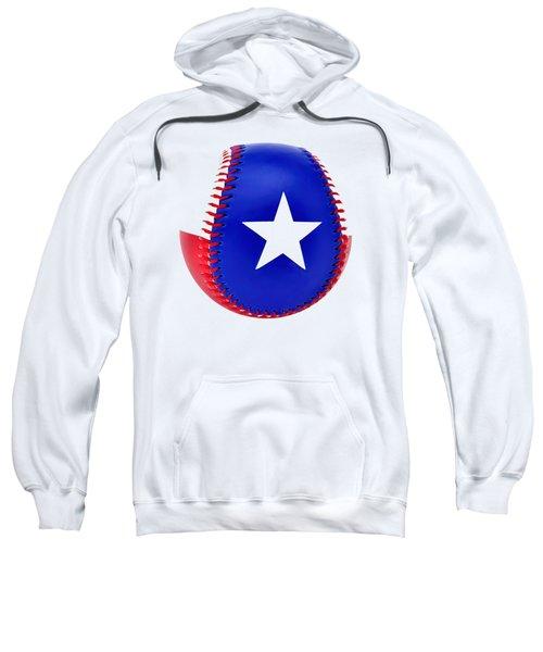 Baseball Star Sweatshirt