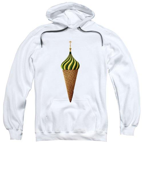 Basil Flavoured Sweatshirt by Nicholas Ely