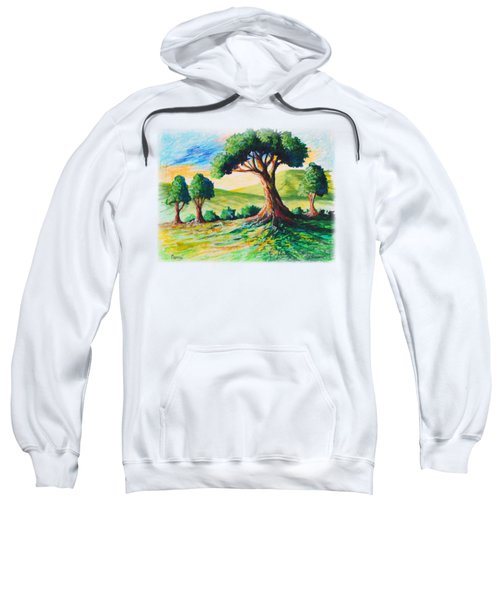 Basking In The Sun Sweatshirt