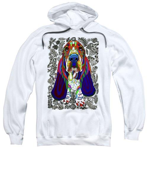Basset Hound Sweatshirt