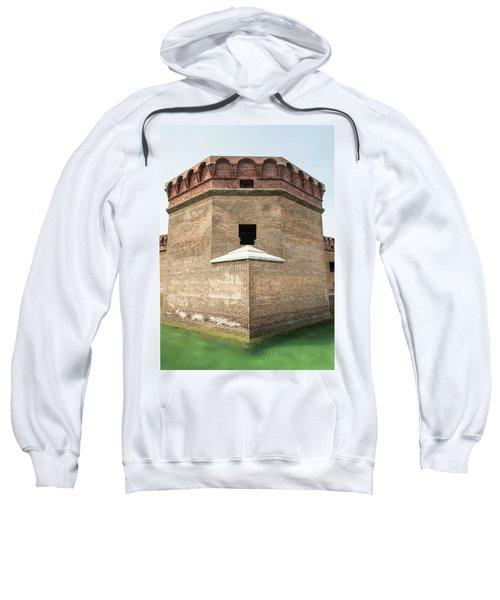 Bastion At Ft Jefferson Sweatshirt