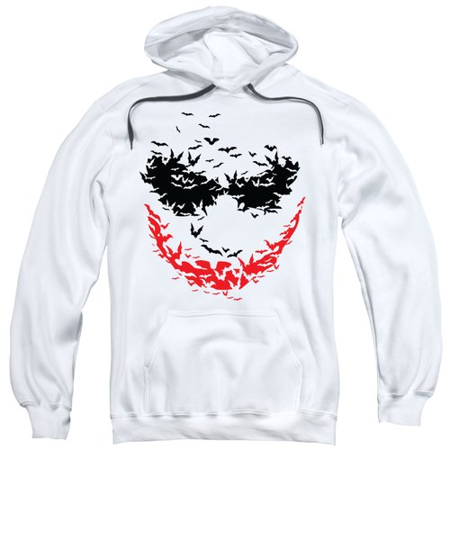 Bat Face Sweatshirt
