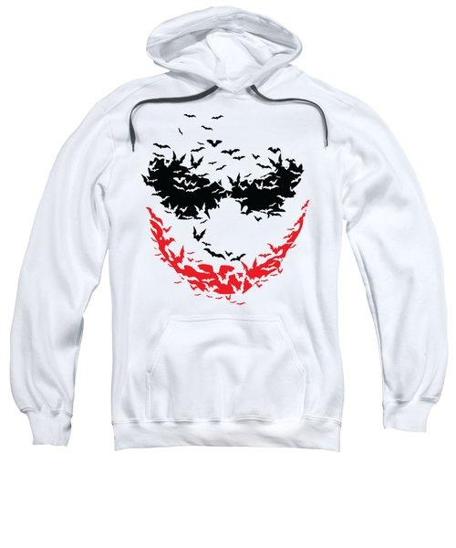 Bat Face Sweatshirt