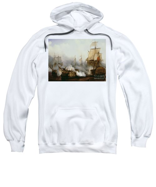 Battle Of Trafalgar Sweatshirt