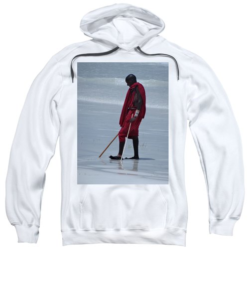 Beach Maasai Sweatshirt