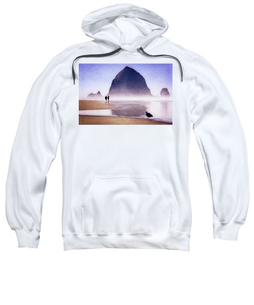 Beach Walk Sweatshirt