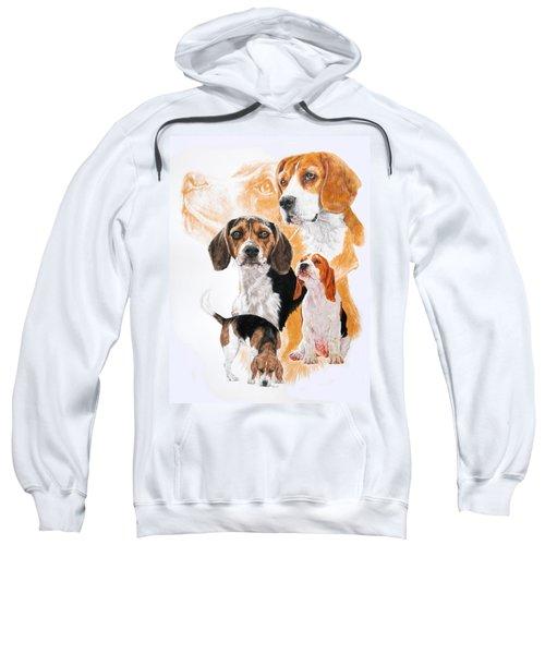Beagle Hound Medley Sweatshirt