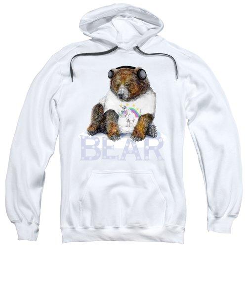 Bear Dj Sweatshirt