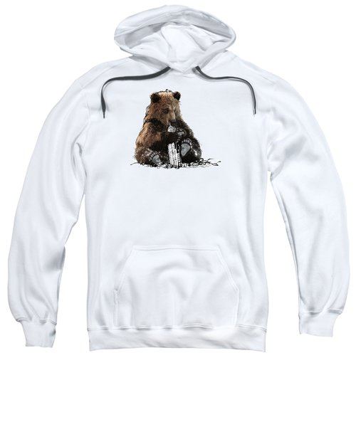 Bear Loves Ny Sweatshirt by Devlin