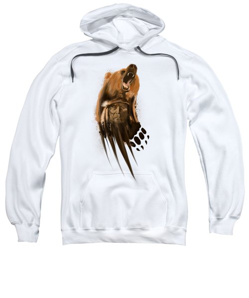 Bear Spirit  Sweatshirt