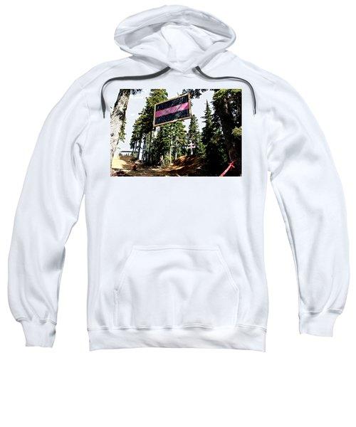 Bearclaw Sponsorship Sweatshirt