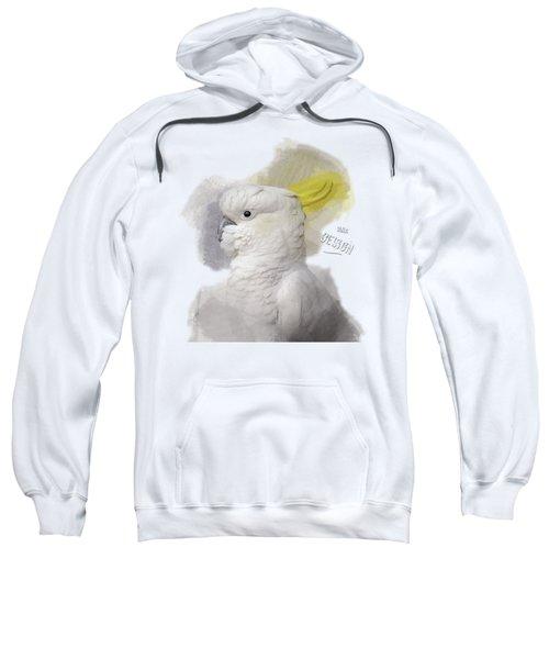 Beautiful Cockatoo No 01 Sweatshirt