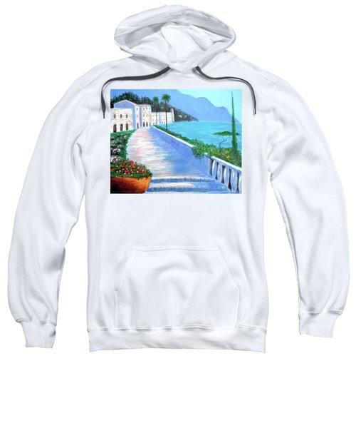 Beauty Of The Riviera Sweatshirt