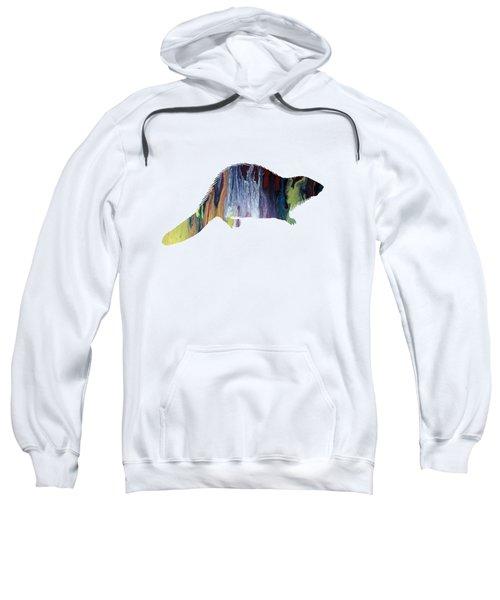Beaver Silhouette Sweatshirt