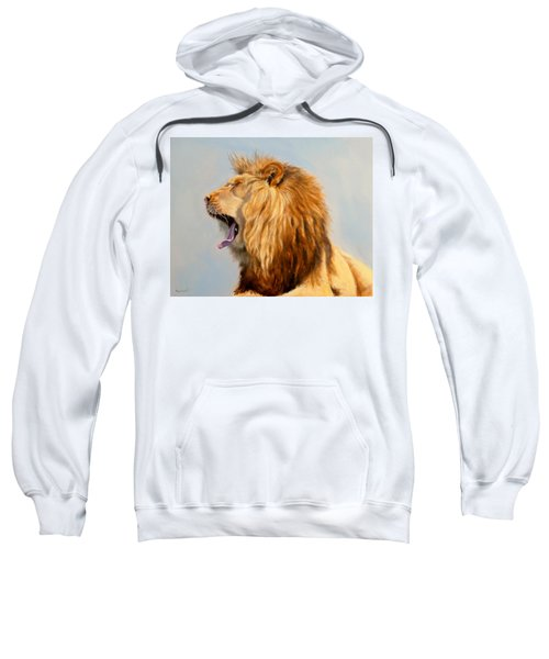 Bed Head - Lion Sweatshirt