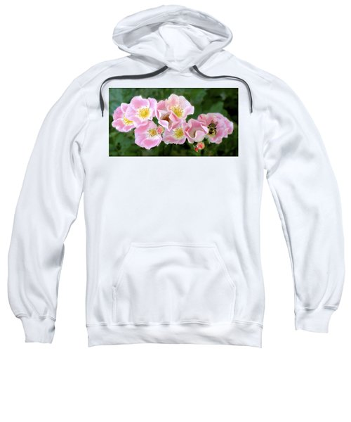 Bee And Roses Sweatshirt