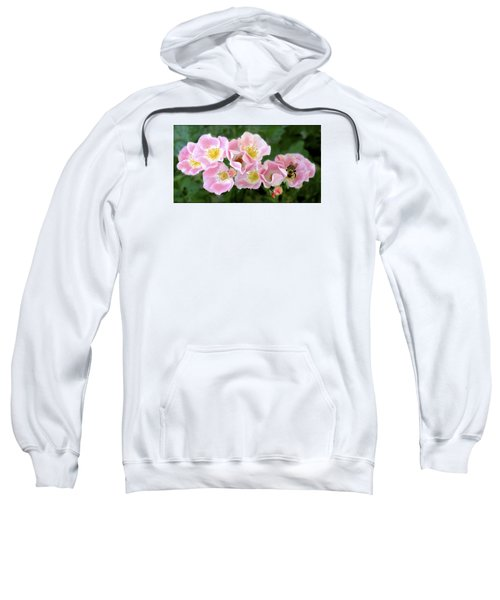 Bee And Roses Sweatshirt