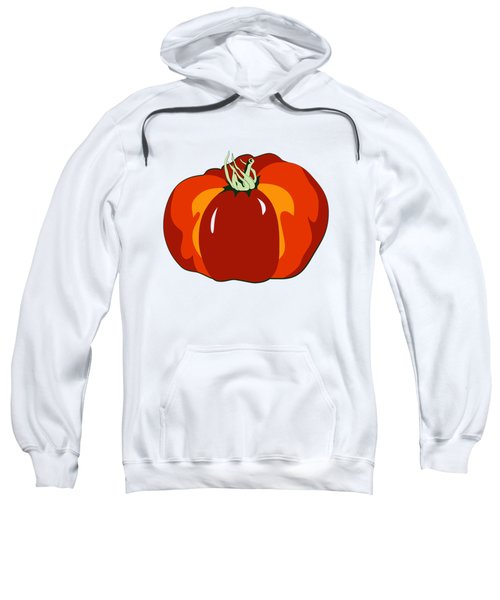 Beefsteak Tomato Sweatshirt by MM Anderson