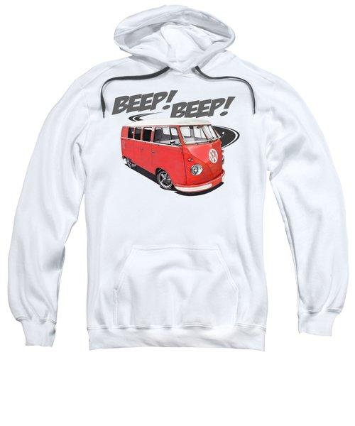 Beep Beep Bus Sweatshirt
