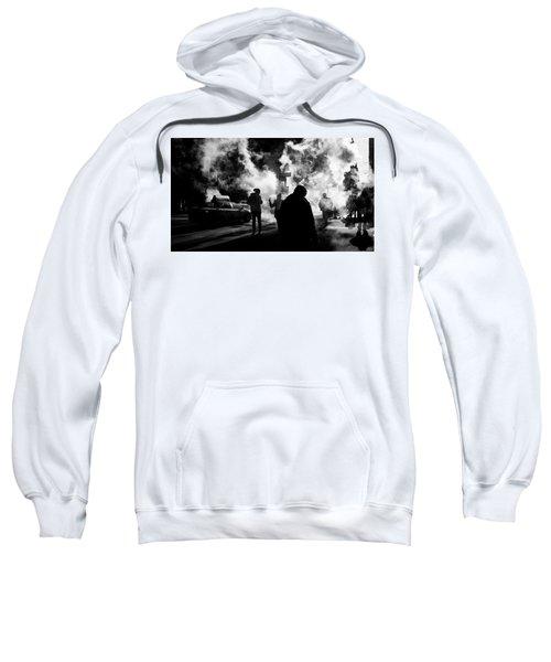 Behind The Smoke Sweatshirt