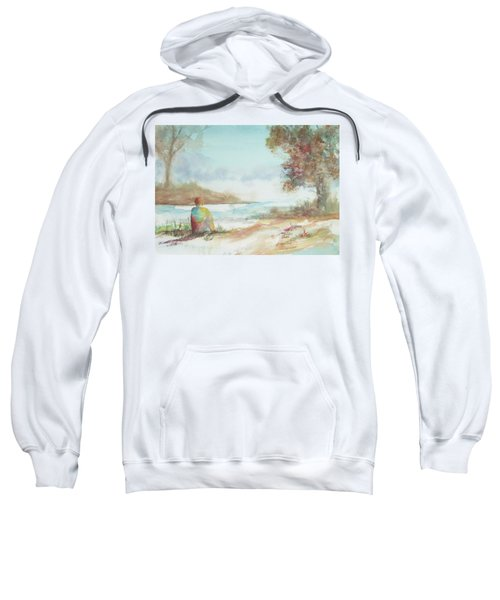 Being Here Sweatshirt