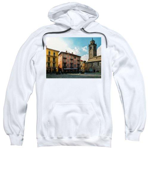 Bellagio, Lake Como, Italy. Sweatshirt