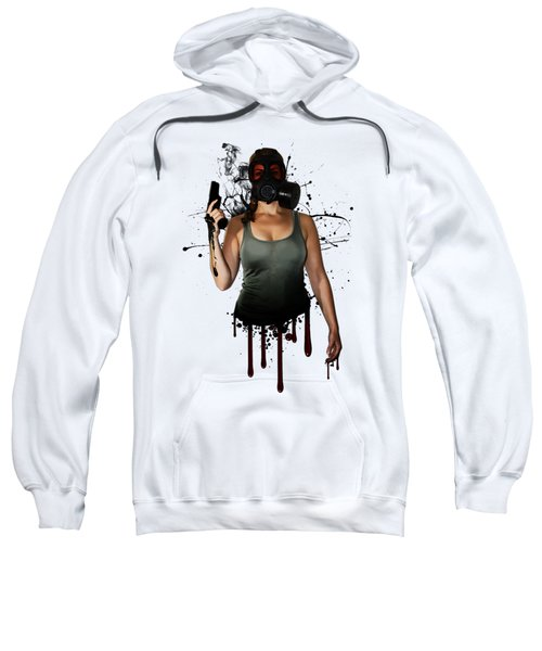 Bellatrix - Horizontal Sweatshirt