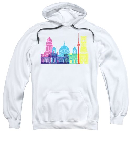 Berlin V2 Skyline Pop Sweatshirt