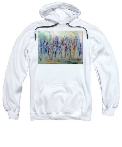 Between Horse And Men Sweatshirt