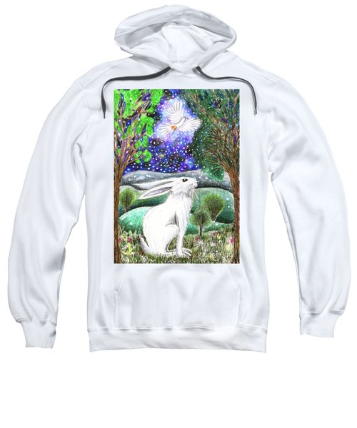 Between The Trees Sweatshirt