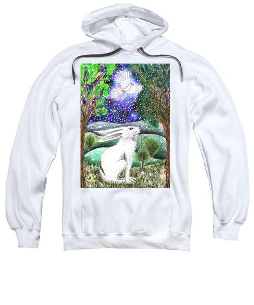 Between The Trees Sweatshirt