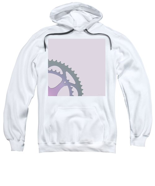 Bicycle Chain Ring - 2 Of 4 Sweatshirt