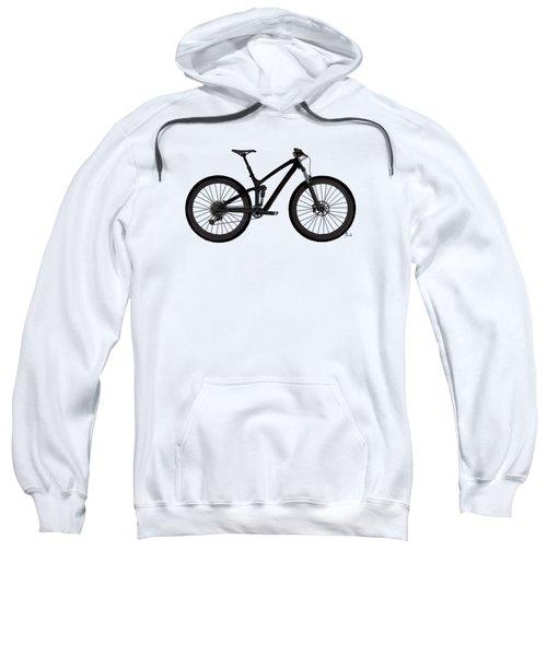 Bicycle For Fans. Original Handmade Drawing For Bikers Sweatshirt