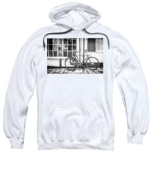 Bicycle. Sweatshirt