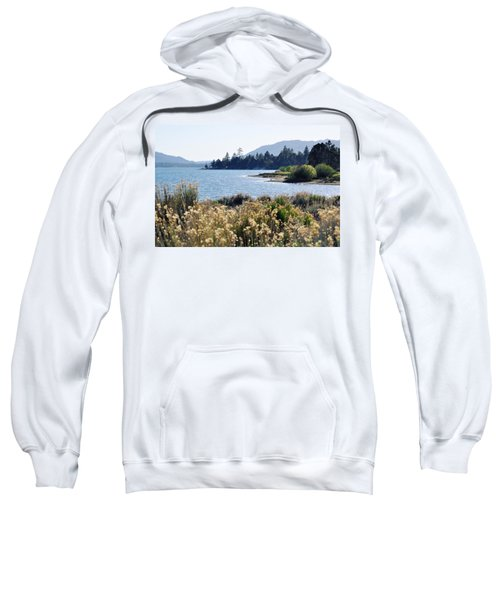 Big Bear Lake Shoreline Sweatshirt