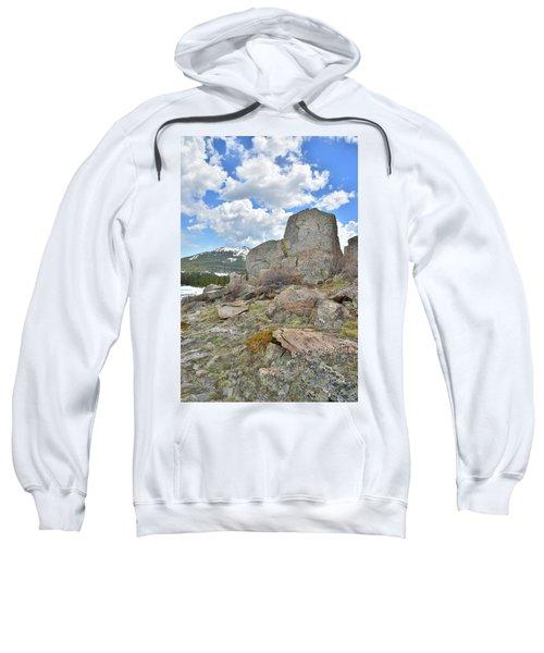 Big Horn Pass Rock Croppings Sweatshirt