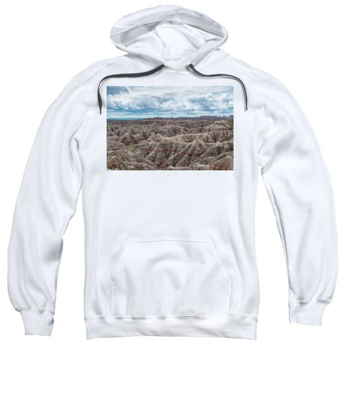 Big Overlook Badlands National Park  Sweatshirt