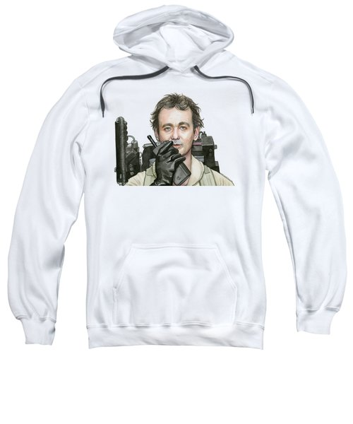 Bill Murray Ghostbusters Peter Venkman Sweatshirt