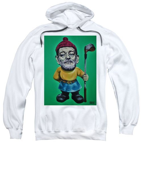 Bill Murray Golf Gnome Sweatshirt