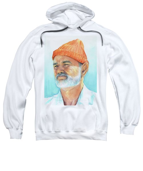 Bill Murray Steve Zissou Life Aquatic Sweatshirt