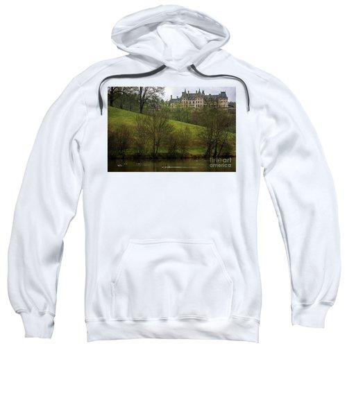 Biltmore Estate At Dusk Sweatshirt