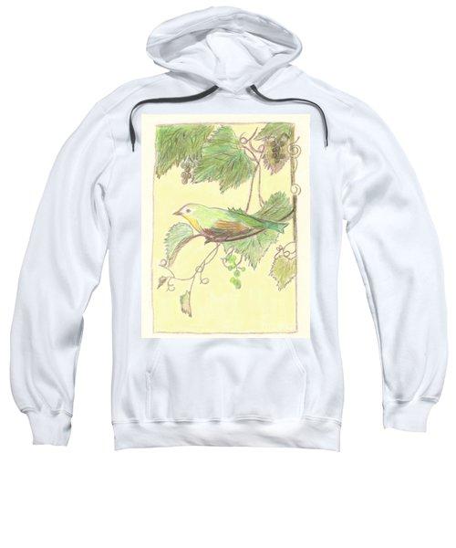 Bird On A Branch Sweatshirt