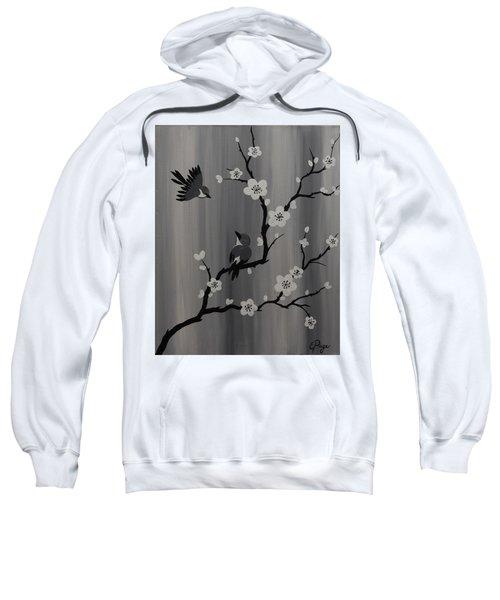 Birds And Blossoms Sweatshirt