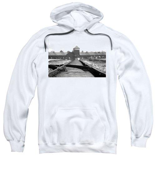 Birkenau / Auschwitz Railhead - Pol402324 Sweatshirt