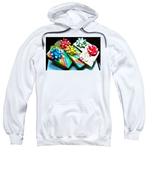 Birthday Presents Sweatshirt