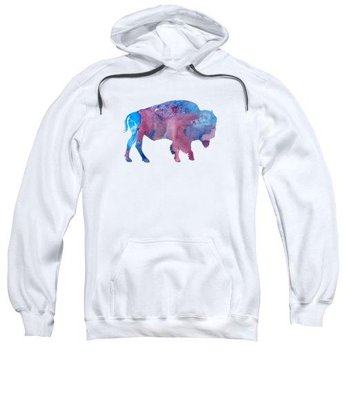 Bison Silhouette Sweatshirt