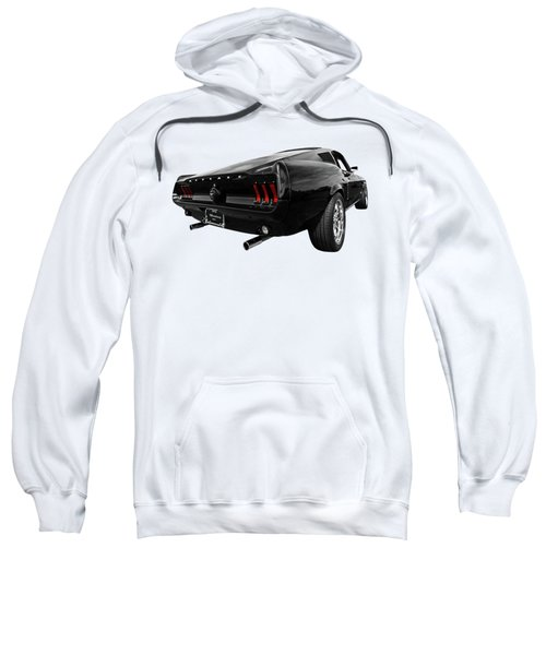 Black 1967 Mustang Sweatshirt